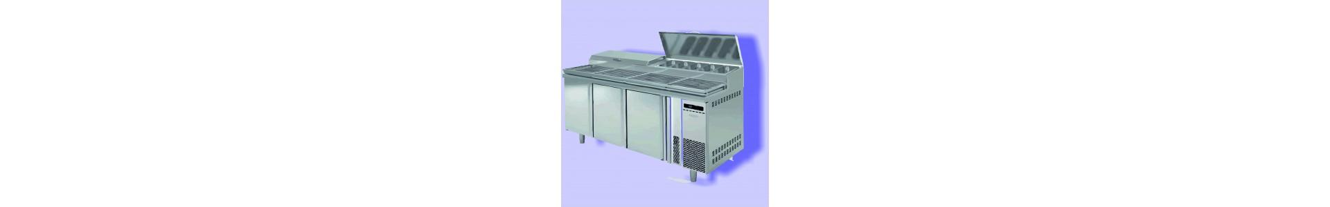 Mesa Refrigerada Preparaciones